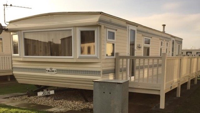 GOLD 8 BERTH 3 BEDROOM SNDN-CARAVANS HOME FROM HOME FEEL WITH THE HOLIDAY EXPERIENCE