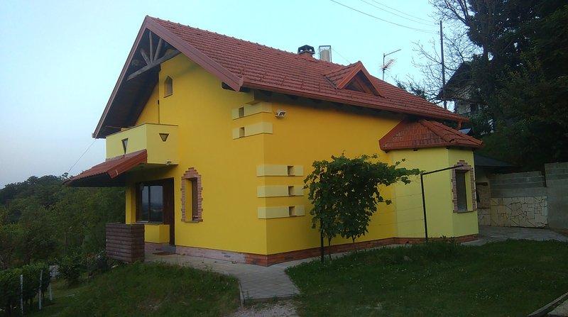 Vineyard in Ludbreg, location de vacances à Varazdinske Toplice