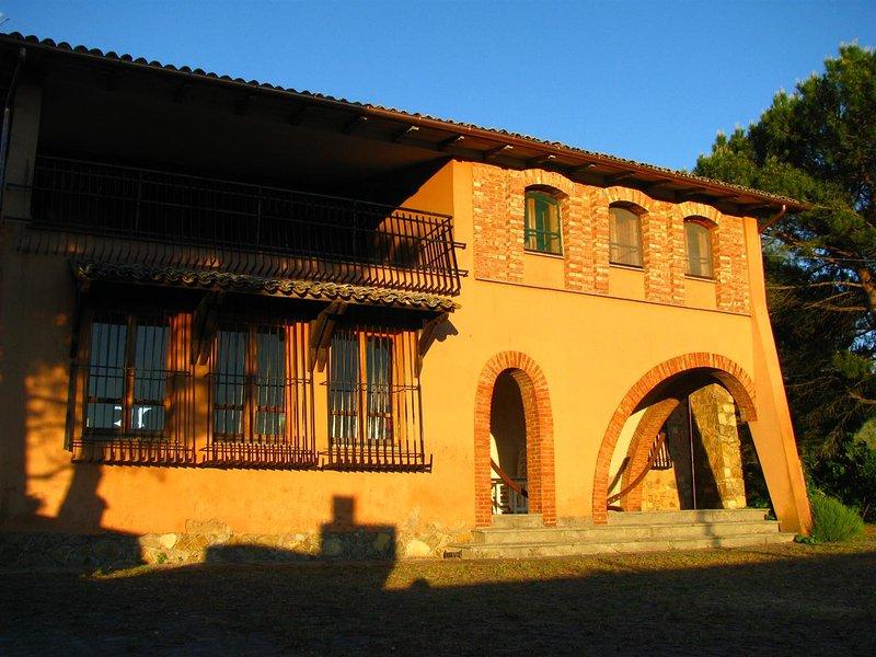 Rogheta 3, holiday rental in Pratolungo
