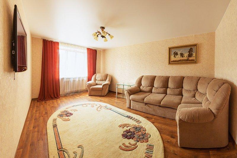 1 комнатные апартаменты Карельцева 101, holiday rental in Kurgan Oblast
