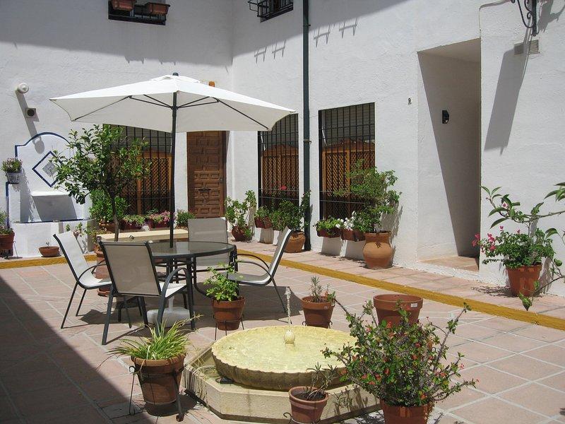 Patio de San Lorenzo, location de vacances à Cerro Muriano