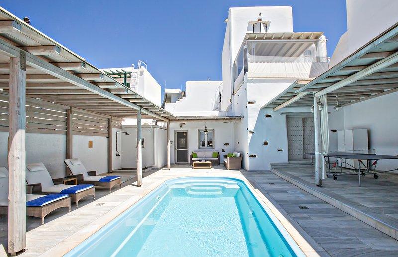 Yiorgos renthousetinos, location de vacances à Tinos Town