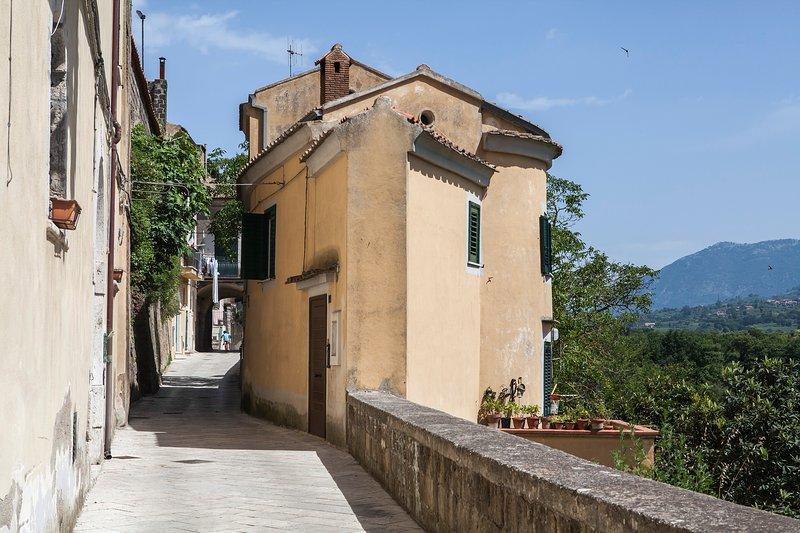 Il Feudo di Sant'Agata, vacation rental in Arienzo