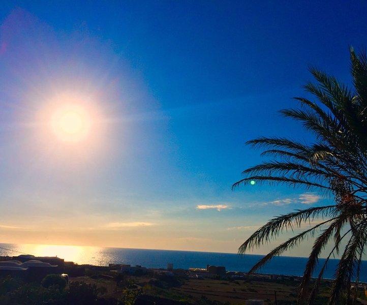 Il Palazzetto, casa vacanza a Pantelleria