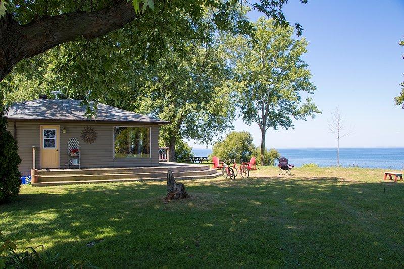 Vineyard Cottage, holiday rental in Pelham