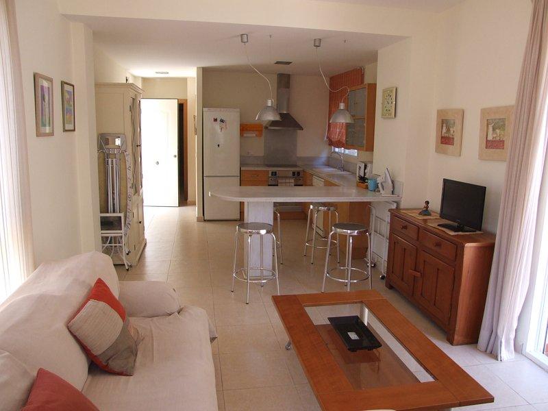 Apartamento familiar a menos 100 m Playa, alquiler de vacaciones en Playa de Gandía