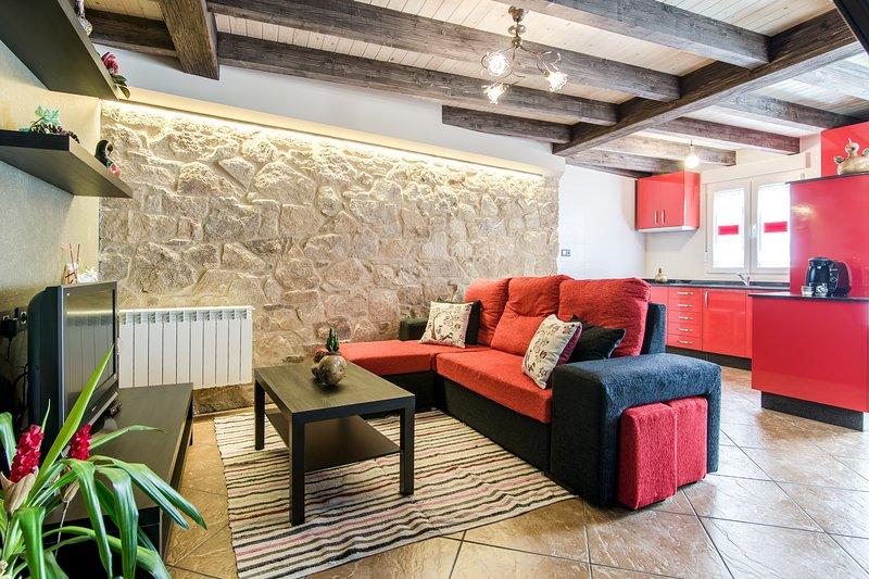 Casa Carla, holiday rental in Friol