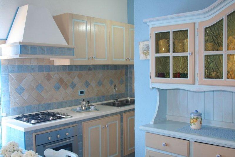 Küche, Wohnzimmer