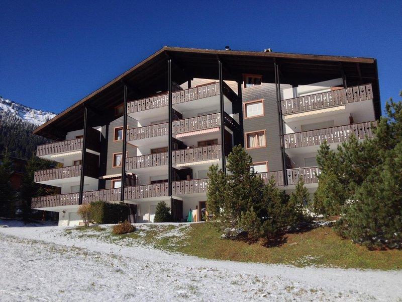 Pre Vert C44, aluguéis de temporada em Champoussin