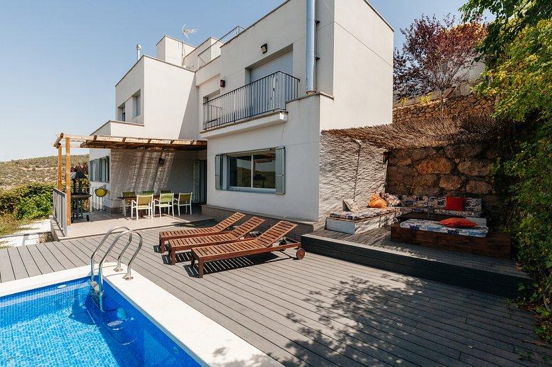 Villa Jaume Sitges, alquiler vacacional en Sitges