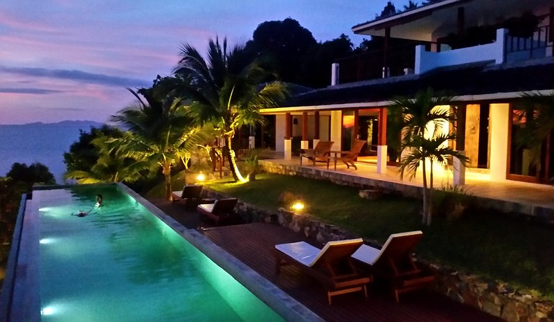 Lord Jim Retreat - Breathtaking Private Villa, holiday rental in Ko Pha Ngan