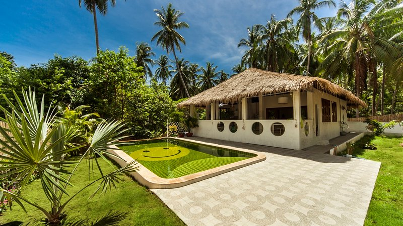 Sand Shine Villa - Private Pool 5 Adults, holiday rental in Ko Pha Ngan