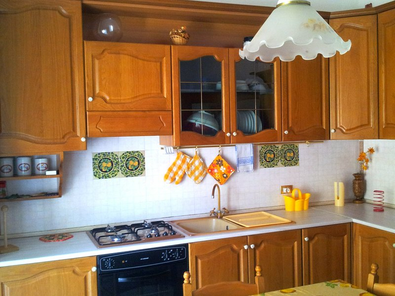 Casa vacanze Trigona, vacation rental in Aidone