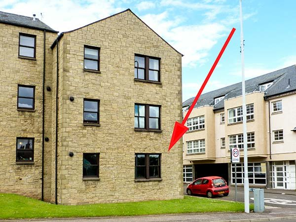 THE KATE KENNEDY, ground floor apartment, WiFi, golf, in Saint Andrews, Ref, holiday rental in St Andrews