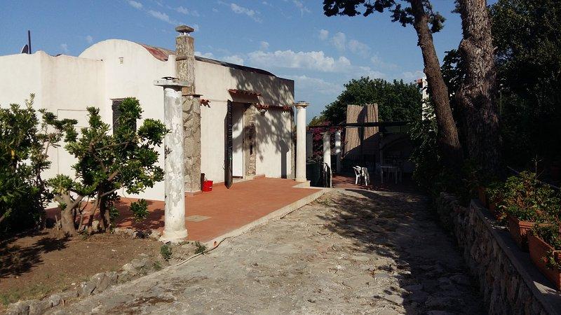villetta in campagna, Ferienwohnung in Capri