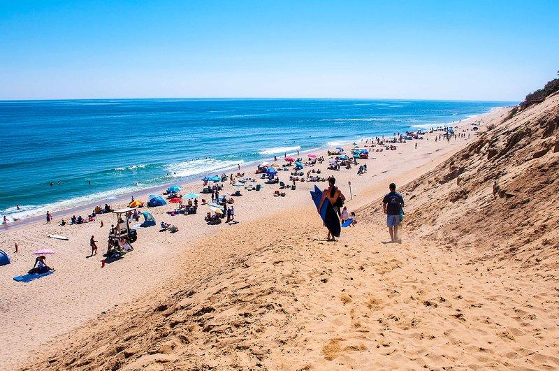Spectacular Oceanfront On Cahoon Hollow Beach W Ac Updated 2018 Tripadvisor Wellfleet Vacation Al