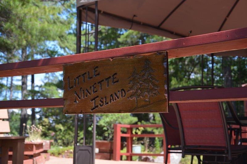 Poca isla Ninette