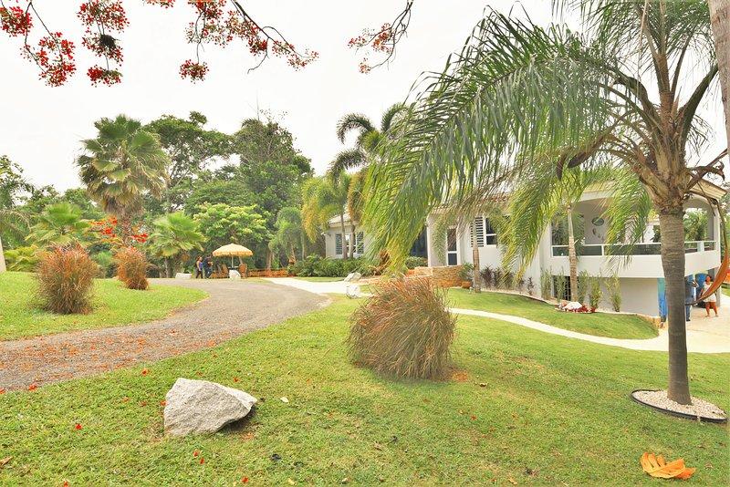 For a bigger party, Villa Bonita #1, same location