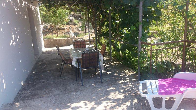 Holiday house Ivo Splitska, location de vacances à Splitska
