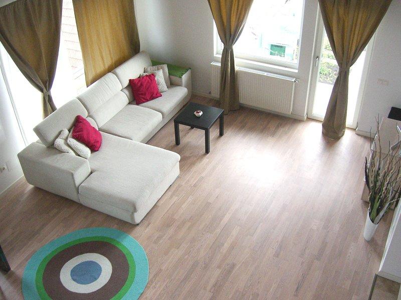 Bonjour Apartment 2, holiday rental in Sanpetru