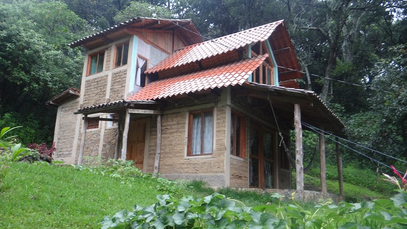 Eco-Hotel Mayachik, private and shared bungalows, vacation rental in Western Highlands