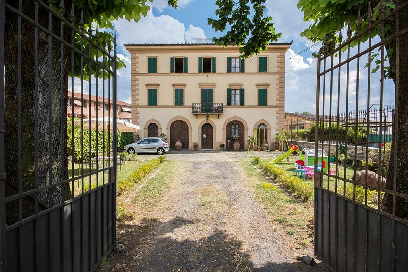 one bedroom apartment, vacation rental in San Rocco a Pilli