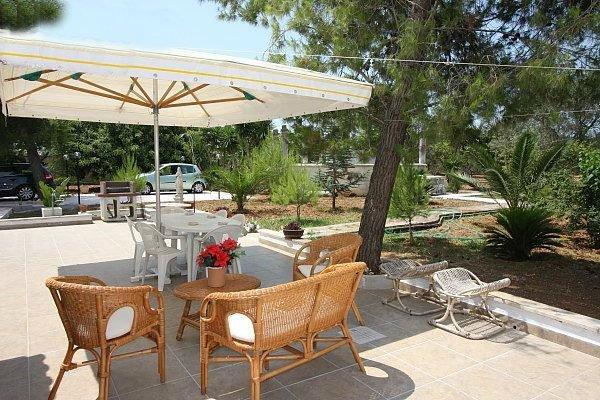 Villetta periodo estivo vicino a Gallipoli, holiday rental in San Simone