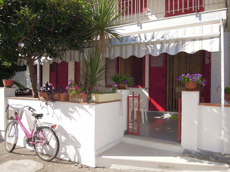 Casa vacanza fronte mare., location de vacances à Mascali