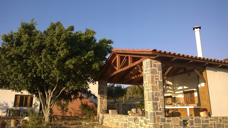 House of Polymnia, holiday rental in Epano Sisi