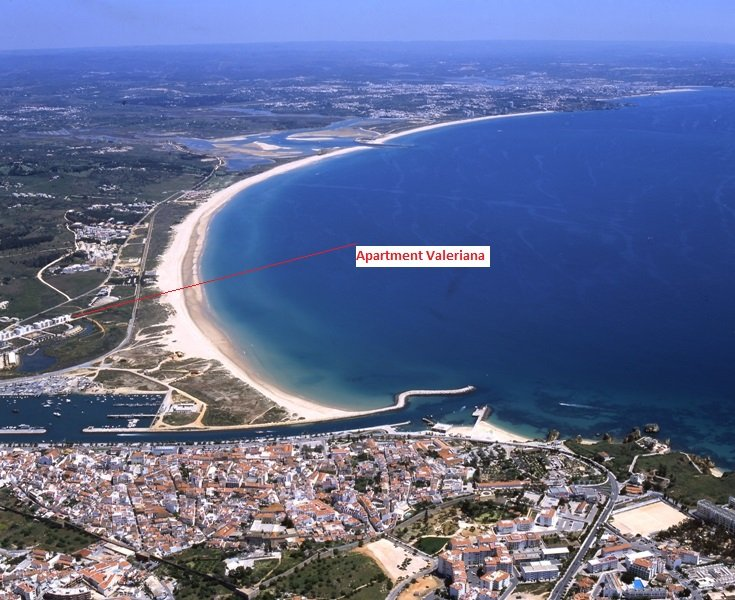 Apt. Valeriana. Much closer to the beach you will not get. 350m.walk.