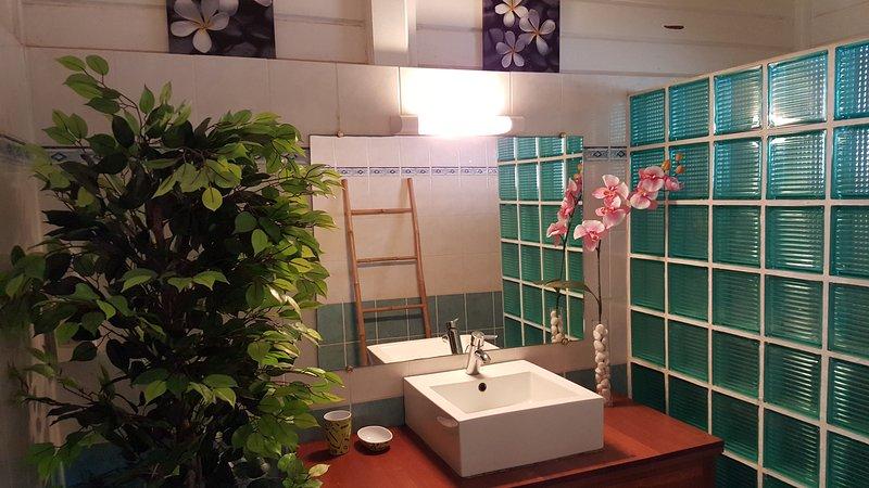 confortável casa de banho - Toalhas de banho