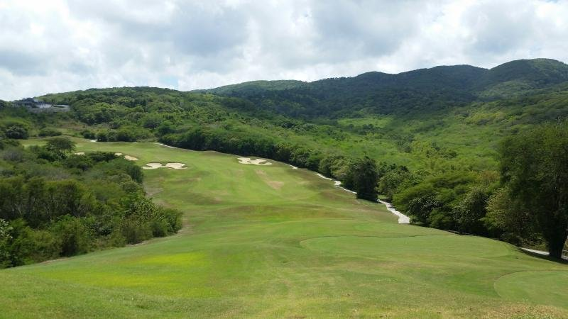 Near by Golfing