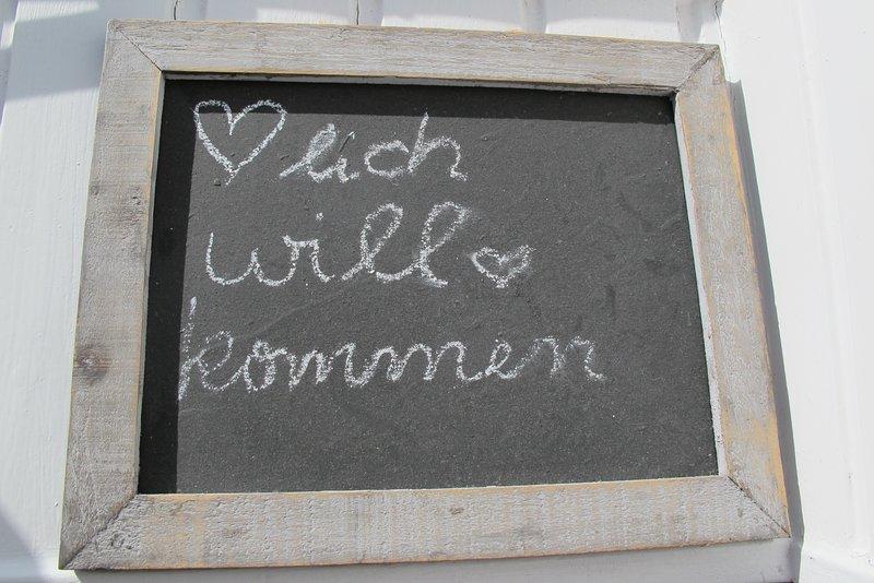 Ferienwohnung / Haus Möwe Jonathan /Möwennest, location de vacances à North Friesian Islands