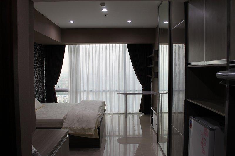 Studio Apartment Karawaci Tangerang Near Jakarta, holiday rental in Tangerang