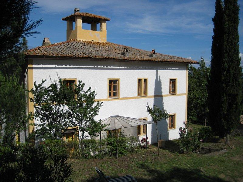 Casa Vasalone am Bolsena See in Latium /  Italien, holiday rental in Grotte di Castro