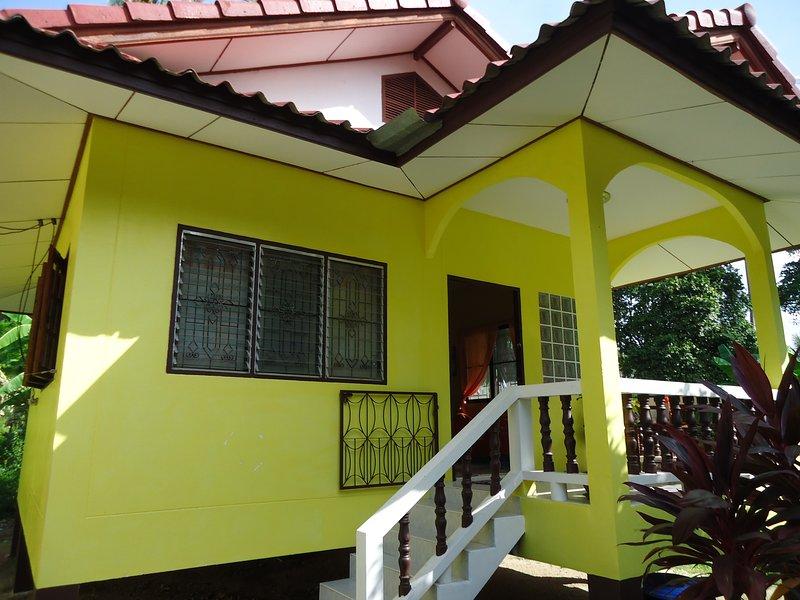 House 'Mango 2' near beach 'Crystal Bay'.