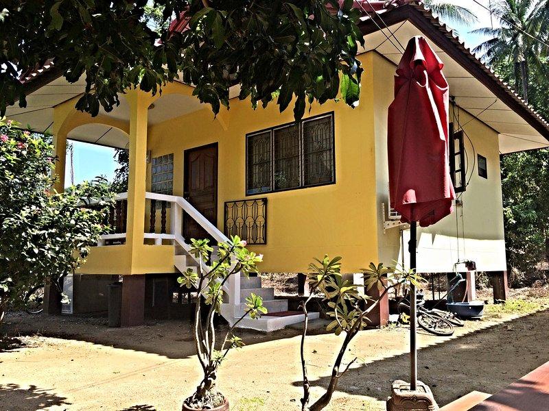 House 'Mango 1' near beach 'Crystal Bay'.