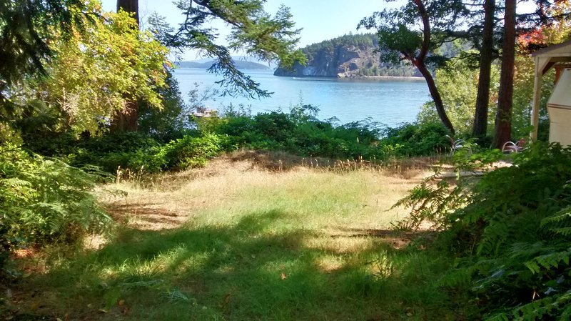 Tides End-  Glamping/Boating/Cyclists Retreat, casa vacanza a Decatur Island