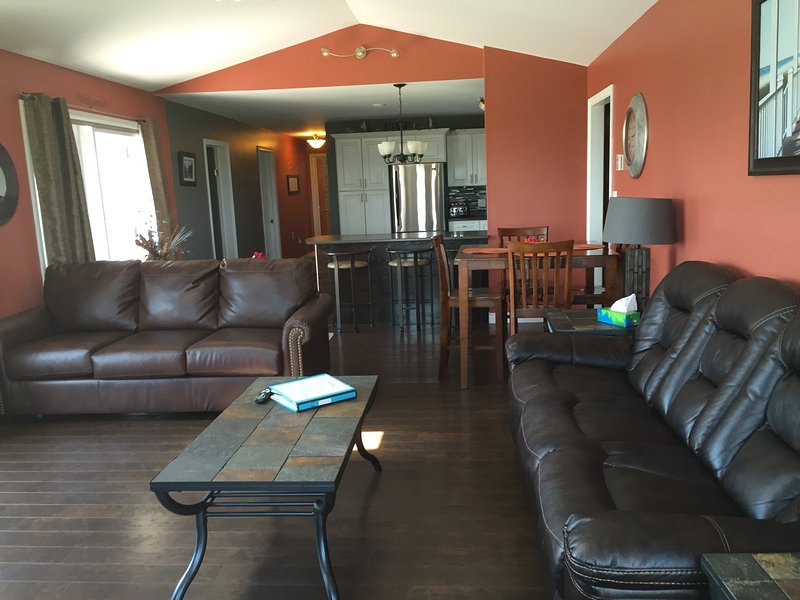 Year round rental 155 lower duplex, holiday rental in Summerside