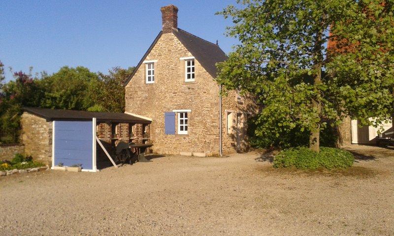 Gîte à proximité de la mer et de la forêt, location de vacances à Cartigny-l'Épinay