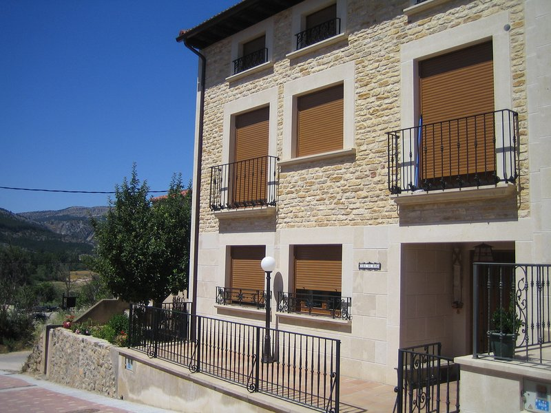 Casa Rosa, holiday rental in Hontoria del Pinar
