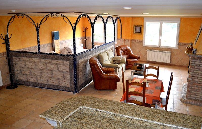 Suite Mirador 90m