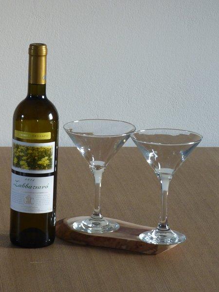 WELCOMING BOTTLE OF  DELICIOUS GREEK WINE