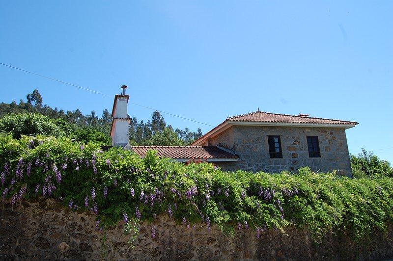 Casa Rural, 10 pax, holiday rental in Santo Tirso