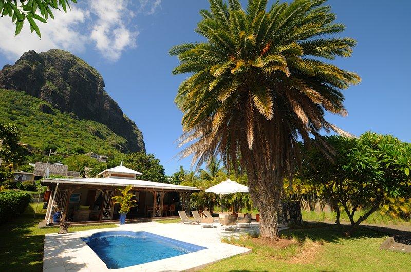 Villa Alira, vacation rental in Le Morne