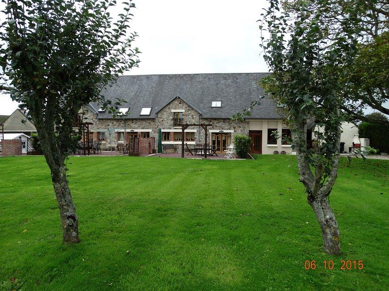 Les Gites Champetres, Oak, Chestnut and Walnut Cottages