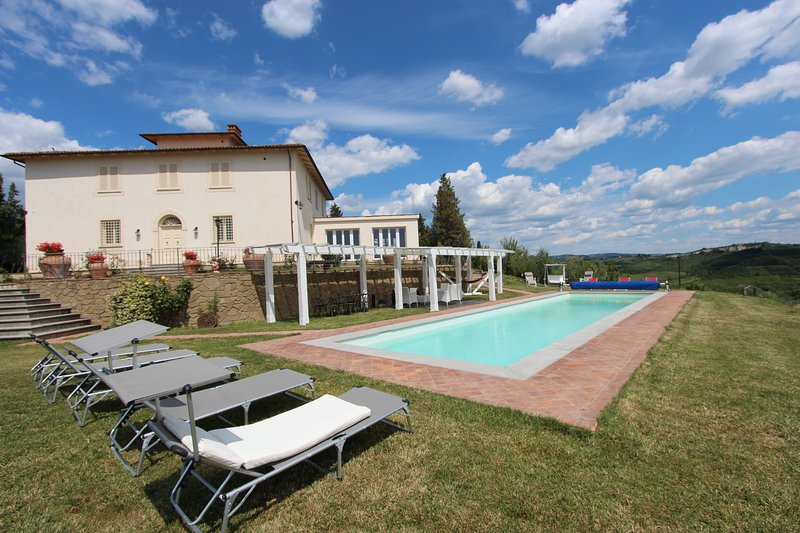 Villa La Veduta, holiday rental in Certaldo