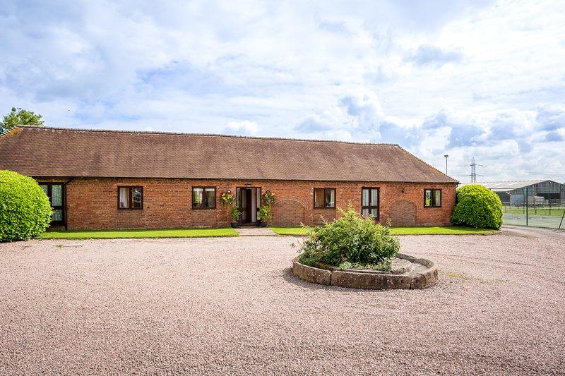 Oxen und Cider Mill Cottages