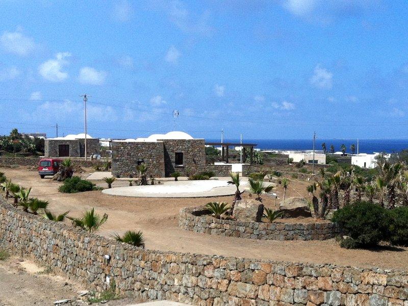 Dammusi Gold - Raffy, casa vacanza a Pantelleria