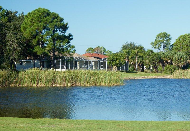 Rotonda dal campo da golf